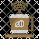 Cafe Wifi Icon