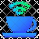 Wifi Internet Cafe Icon