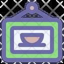 Cafeteria School Cafe Icon