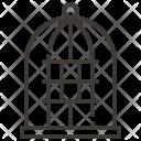 Cage Bird Pet Icon