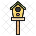 Bird Cage Shed Icon