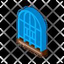 Pet Bird Cage Icon