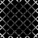 Cage Bird Parrot Icon