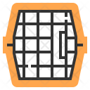 Cage Dog Store Icon