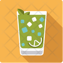 Caipirinha Cocktail Lime Icon