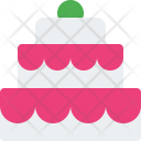 Birthday Cake Food Icon
