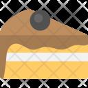 Cake Chocolate Delicious Icon