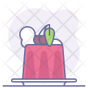 Cake Jelly Patisserie Icon