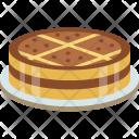 Cookie Cake Creamy Icon