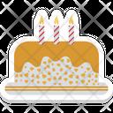 Cake Candles Cake Birthday Cake Icon