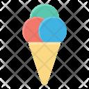Cake Cone Ice Icon