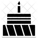Cake Birthday Cake Candles Icon