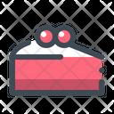 Cake Cake Peace Dessert Icon