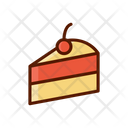 Cake Cheese Cake Shortcake Icon