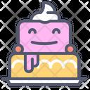 Cake Birthday Cake Birthday Icon