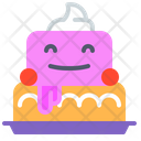 Cake Birthday Cake Birthday Icon