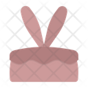 Easter Chocolate Bunny Icon