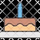 Bakery Food Cake Dessert Icon