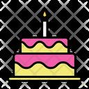 Cake Celebration Cake Celebration Icon