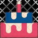 Cake Food Usa Icon