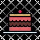 Cake Sweet Bakery Icon