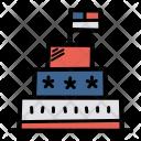 Cake Celebrate United Icon