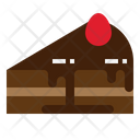 Cake Chocolate Cake Food And Restaurant Icon