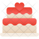 Cake Wedding Cake Dessert Icon