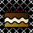 Cake Bake Dessert Icon