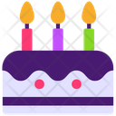 Cake Cream Cake Dessert Icon