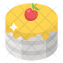 Easter Cake Cream Cake Dessert Icon