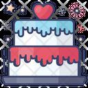 Wedding Cake Cake Cream Cake Icon