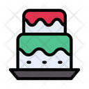 Cake Birthday Bakery Icon