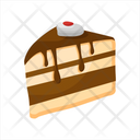 Cake Pastery Bakery Icon