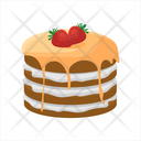 Cake Bakery Cakes Icon