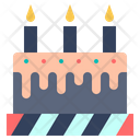 Cake Cupcake Bread Icon