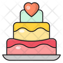 Cake Motherday Sweets Icon