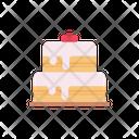 Cake Birthday Sweets Icon