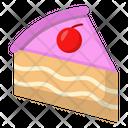 Cake Pastry Strawberry Icon
