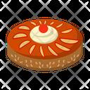 Cake Bakery Sweets Icon
