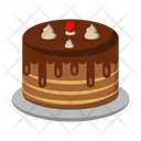 Pancake Sweets Strawberry Icon
