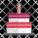 Cake Eid Celebration Icon
