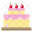 Cake Celebration Surprise Icon