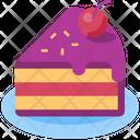 Cake Dessert Food Icon