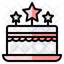 Cake Bakery Dessert Icon