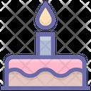 Bakery Birthday Cake Cake Icon