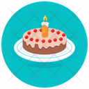 Cake Chocolate Cake Sweet Icon