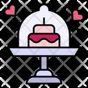 Cake Ceremony Wedding Cake Icon