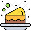Rice Cake Food Icon