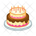 Cake Food Meal Icon